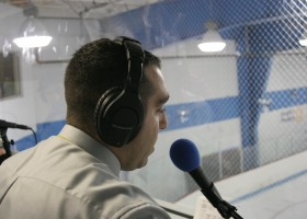 First Ice Hockey Broadcasts (2005)